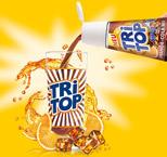 Neuer TRi TOP-Sirup: Fruchtige Orange trifft auf belebende Cola
