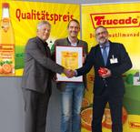 Firma Kunzmann gewinnt FRUCADE Qualitätspreis